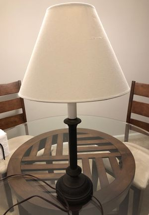Table lamp for Sale in Oakton, VA