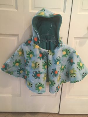 Handmade Car Seat Ponchos (6moths-3T) for Sale in EAST GRAND RA, MI