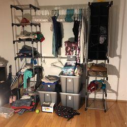 Closet Organizers 2 for Sale in Port Orchard,  WA