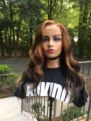 Human hair lace front wig for Sale in Atlanta, GA