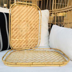 Wicker Trays- Set of 2 for Sale in Chula Vista, CA