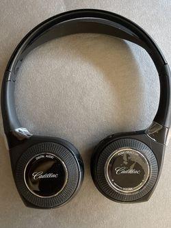 OEM GM 2017-2020 Cadillac CT6 Escalade ESV DVD Wireless Headphones 84254971 for Sale in Orlando,  FL