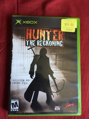 Hunter the Reckoning Game for Xbox 360 for Sale in San Diego, CA