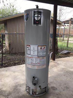 Defender gas water heater for Sale in San Antonio, TX