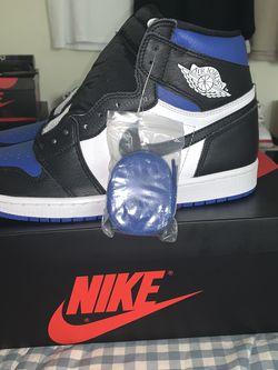 Jordan 1 Royal Toe Size 10 for Sale in Katy,  TX