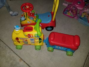 Lot of Ride On Toys for Sale in Corona, CA