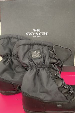 COACH boots for Sale in Irvine, CA