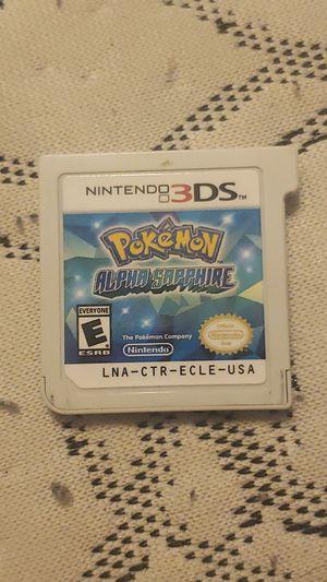 Pokemon Alpha Sapphire for Sale in Phoenix, AZ