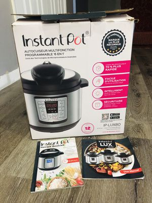 Instant Pot 8qt for Sale in Saint Charles, MD
