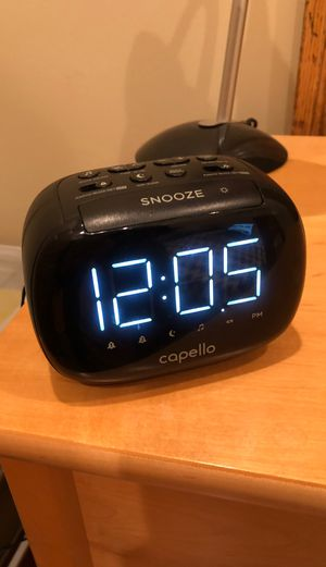 Capello Alarm Clock for Sale in Chicago, IL