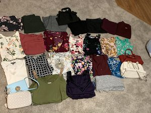 Assortment of Women's Clothing for Sale in St. Louis, MO