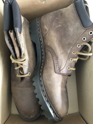 Dr. Marten's Men's 12 Work Boots Aztec 939 for Sale in Hollywood, FL