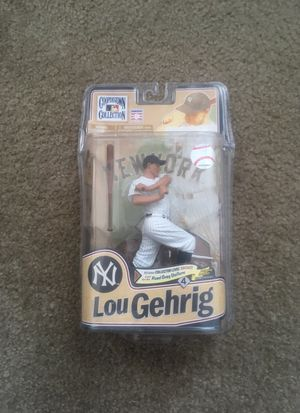 McFarlane Cooperstown Lou Gehrig for Sale in Atlanta, GA