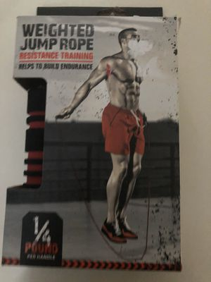 Weighted Jump Rope for Sale in Sun City, AZ