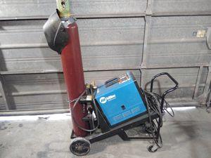 Miller Millermatic 172 230v welder for Sale in Lodi, CA