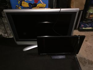 Both TVs for 60$ for Sale in Painesville, OH