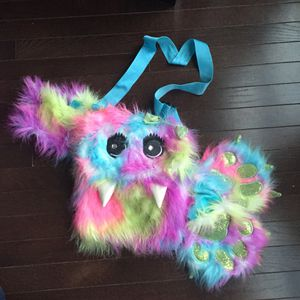 Bundle of monster bag and matching scarf for Sale in Ashburn, VA