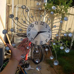 Clock home decor for Sale in Tustin, CA