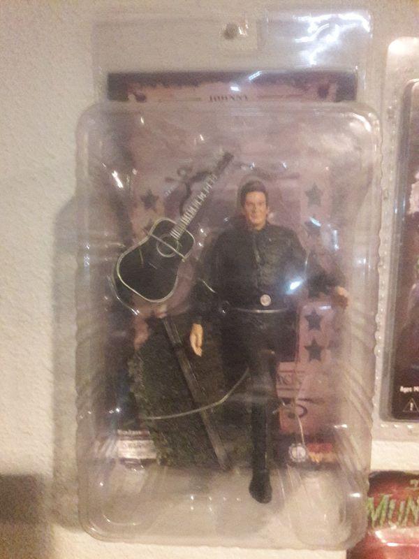 Horror Figures collectibles Freddy Krueger, Ghostface etc.