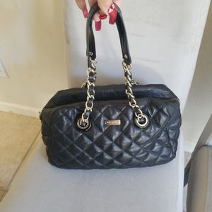 New KATE SPADE LEATHER HANDBAG PURSE for Sale in Tracy, CA