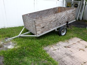 Utility trailer for Sale in Margate, FL