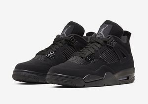 Jordan 4 Retro Black Cat for Sale in Elk Grove, CA