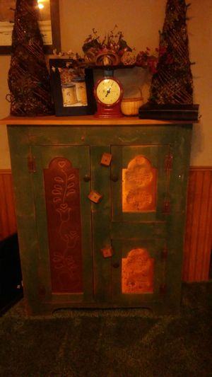 Primitive cabinet for Sale in Kingsport, TN