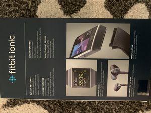 Fitbit Ionic for Sale in Loxahatchee, FL