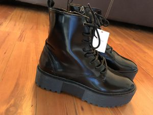 Chunky Combat Boots for Sale in Pembroke Pines, FL