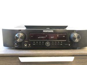 Marantz AV Surround receiver NR 1402 5.1 channel receiver for Sale in Winter Park, FL
