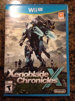 Brand New Xenoblade Chronicles X for Nintendo Wii U for Sale in Seattle, WA