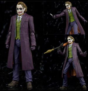 6'' Joker Action Figure Toy The Dark Knight DC Hero Collectible New for Sale in Philadelphia, PA