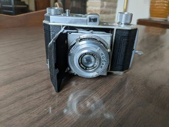 Vintage camera Kodak Retina with leather case for Sale in Columbus,  OH