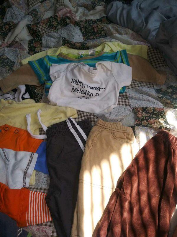 Clothes walker a lot more stuff