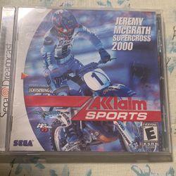 Dreamcast Jeremy McGrath Supercross 2000 for Sale in Bellevue,  WA