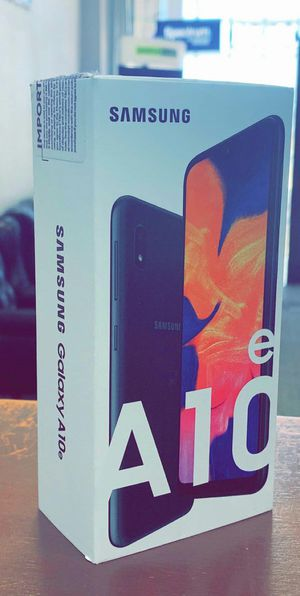 Metro PCS Phone - Samsung Galaxy A10E Brand New In Box - Good For Metro PCS for Sale in Arlington, TX
