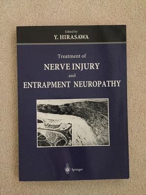 Treatment of nerve injury and entrapment neuropathy. Mint condition for Sale in Sacramento, CA