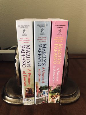 3 Marilyn Pappano books for Sale in Windermere, FL