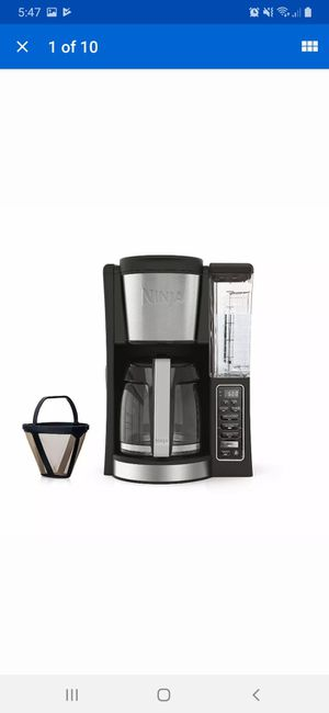 Ninja 12-Cup Programmable Coffee Maker (CE201) for Sale in Henderson, NV