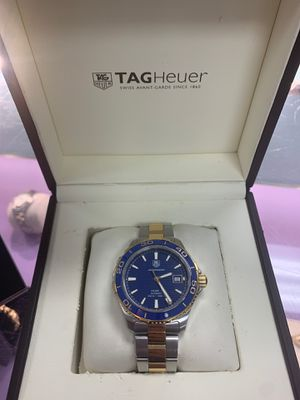 Tag Huer AquaRacer Calibre 5 Automatic for Sale in Raleigh, NC