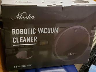 Mooka Robotic vacuum cleaner for Sale in Kirkland,  WA