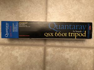 Quantaray by Sunpak Tripod for Sale in Deerfield, IL