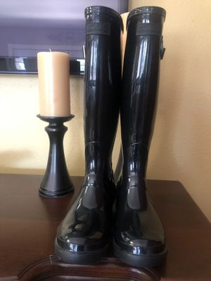 Seven7 Women's Tall Rain boots size 8 for Sale in Fontana, CA