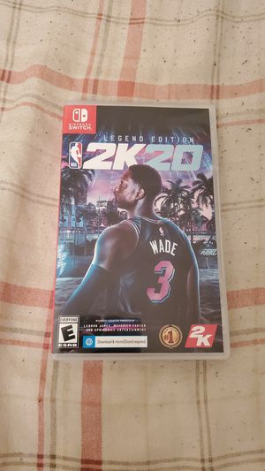 Nba 2k20 for Sale in Las Vegas, NV