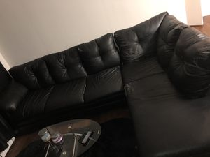Black Sectional for Sale in Arlington, TX