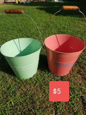 Buckets for Sale in Lakewood, CA