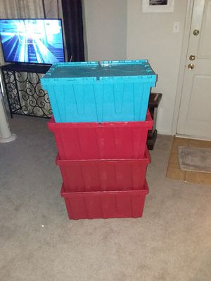 LARGE STORAGE CONTAINERS for Sale in Metairie, LA