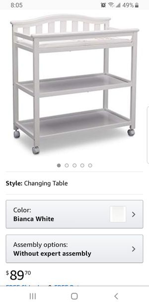Brand New CHANGING TABLE for Sale in Lexington, KY