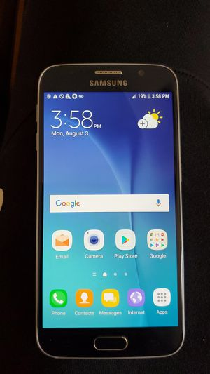 Galaxy s6 (sprint/boost) for Sale in St. Louis, MO