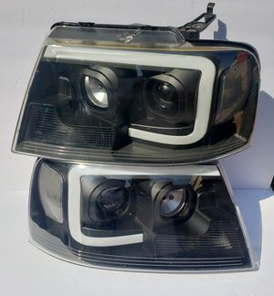 Ford F150 2004-2008 Projector Headlights DRL for Sale in Phillips Ranch, CA